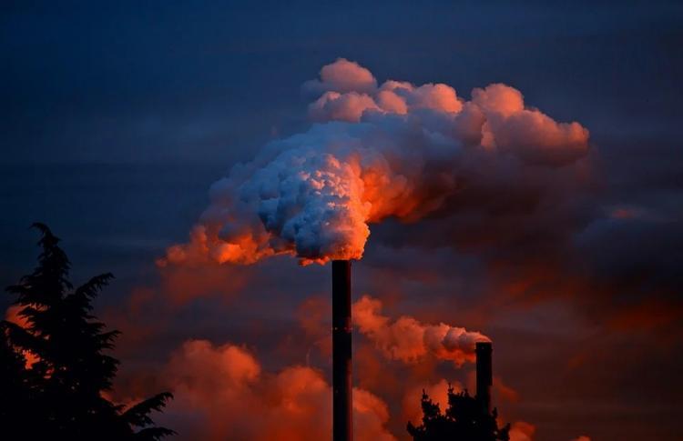 «Дышите глубже»: чёрные клубы дыма в небе заметили в Приморье