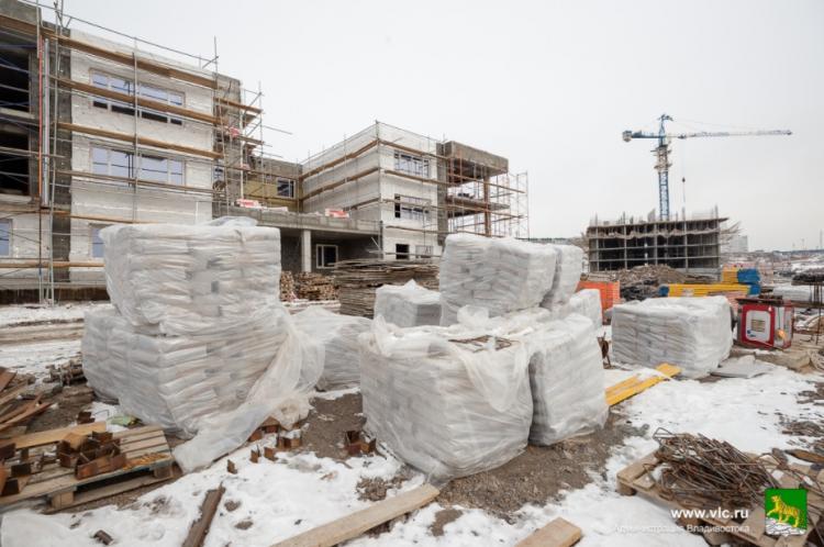 Строительство детского сада на Патрокле находится под контролем
