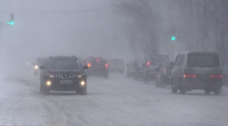 Синоптики уточнили прогноз по циклону во Владивостоке