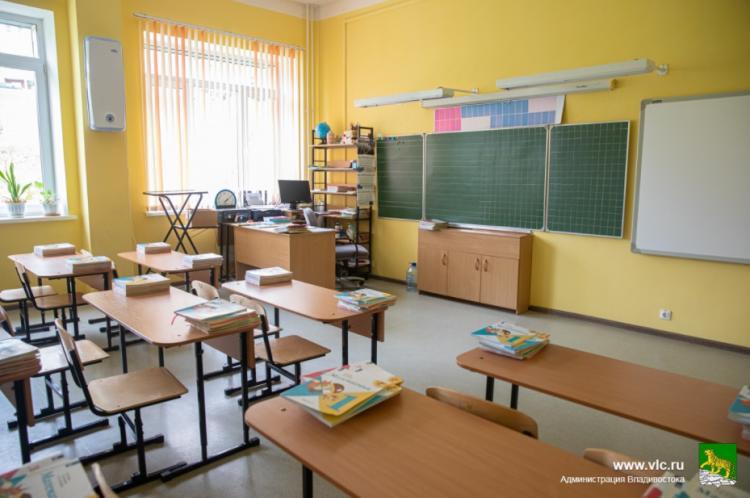 Более 20 классов десяти школ Владивостока переведены на онлайн-обучение