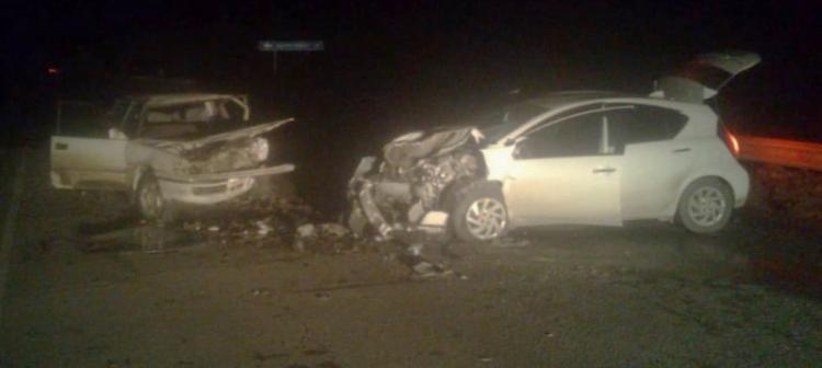 В Приморье произошло ДТП по вине пьяного водителя