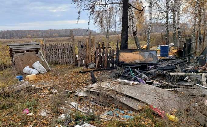 Родителей сгоревших заживо детей будут судить в Новосибирске