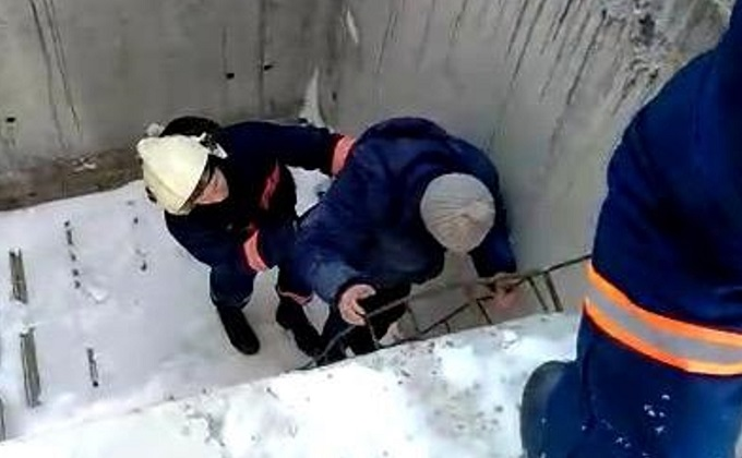 Тройной приступ эпилепсии случился с рабочим на стройке в Новосибирске