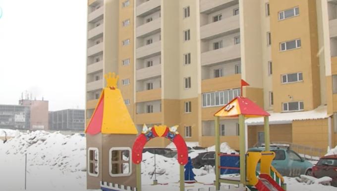 Обманутые дольщики Краснообска добились квартир спустя шесть лет