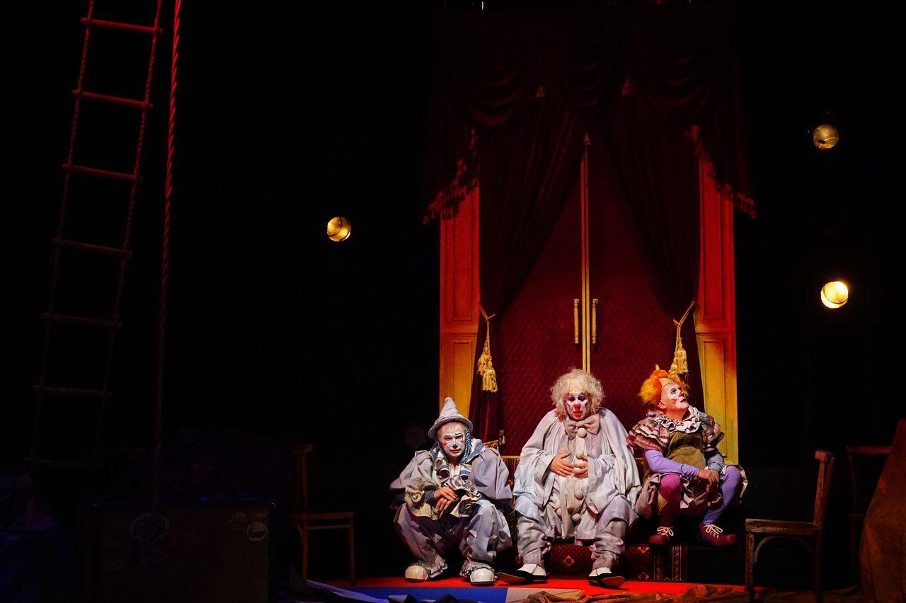 Поговаривают, что ты умер: зачем вчелябинский театр «Требуется клоун»
