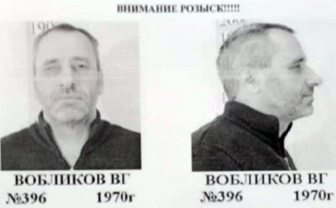 Сопротивления не оказал: в Новосибирске поймали слепого убийцу по кличке Воб