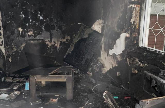 Хозяин квартиры погиб при пожаре в Ленинском районе Новосибирска