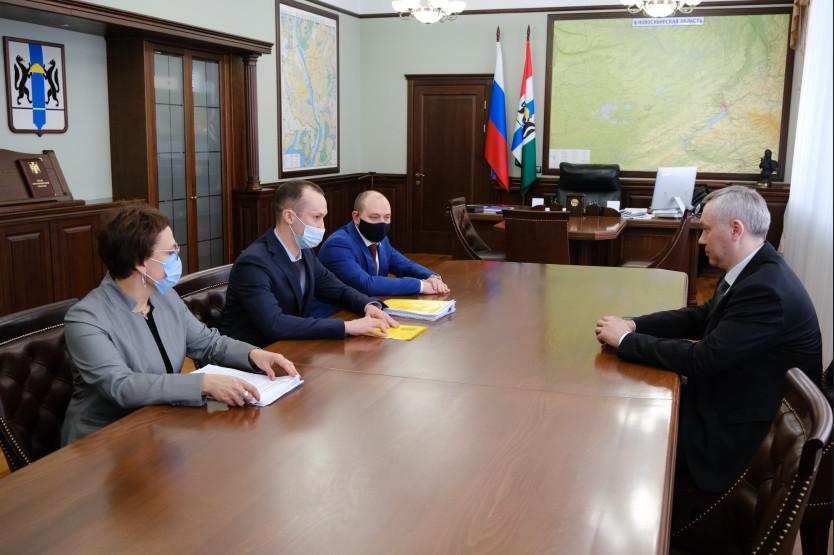 Новосибирское УФАС возглавил Александр Годованюк