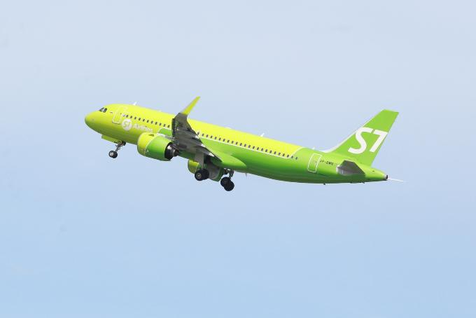 Экстренную посадку совершил новосибирский самолет в Тюмени