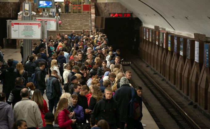 Три станции метро за 10 лет пообещали построить в Новосибирске