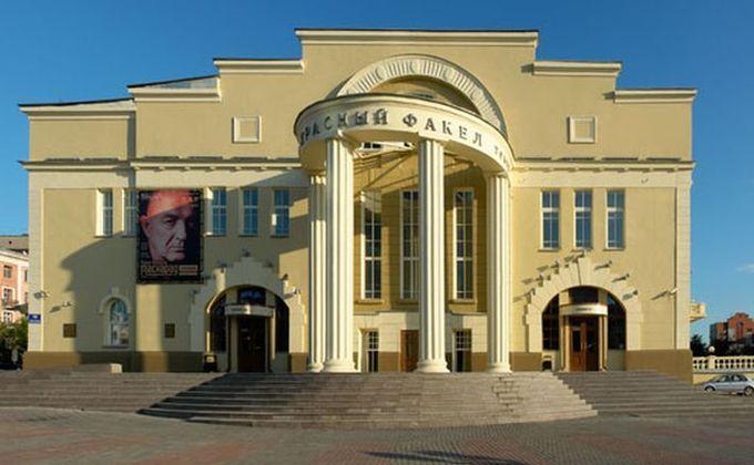 Новосибирская область лидирует по количеству театральных зрителей