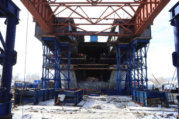 Минтранс опроверг информацию об увеличении стоимости строительства 4 моста