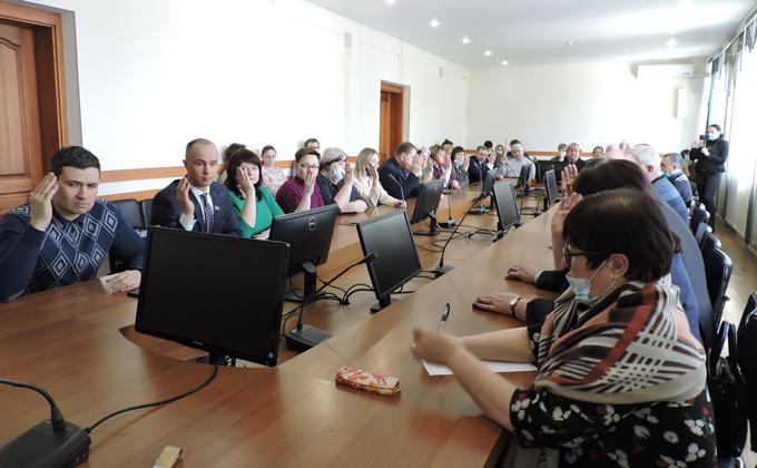 Выборы главы Искитимского района признаны несостоявшимися