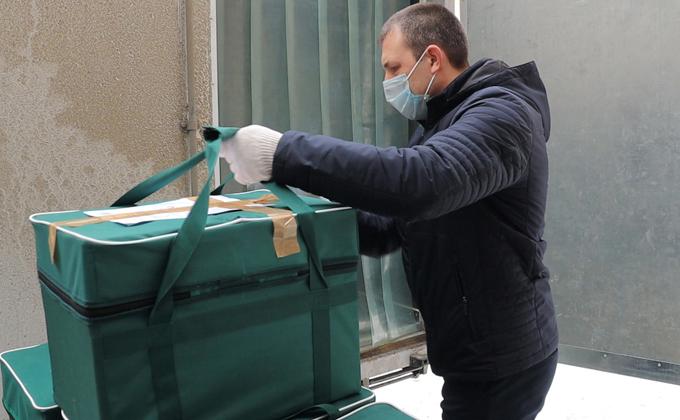 Новая партия «Спутник V» поступила в Новосибирск 21 марта