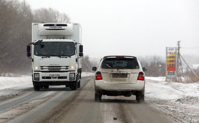 Продукты не подорожают из-за ограничений движения фур в Новосибирской области
