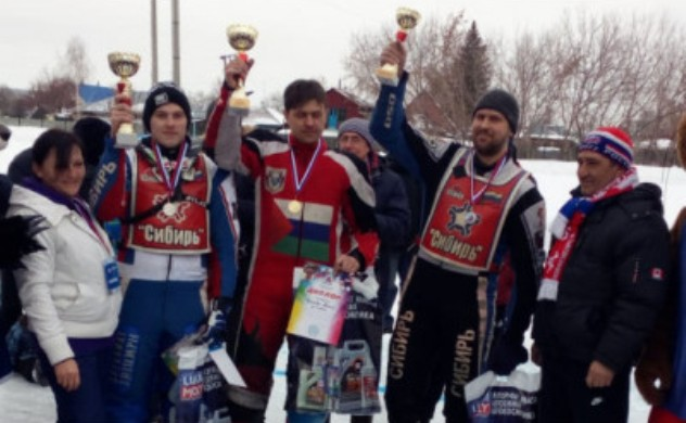 Новосибирские мотогонщики взяли золото «Открытого Кубка ДОСААФ России»