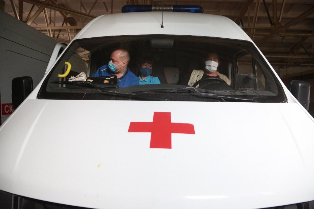 COVID-19 отступает: меньше больных стали регистрировать в Новосибирске