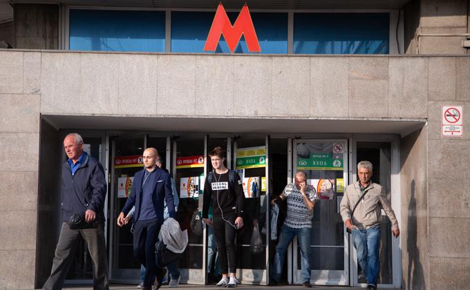 Перегонный тоннель метро за 950 млн рублей планирует строить мэрия Новосибирска