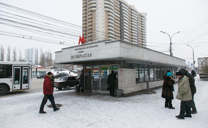 Шаговая доступность метро: принят новый Генплан развития Новосибирска до 2030 года