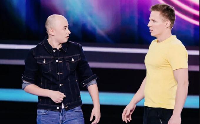 Новосибирский дуэт «ПО-СВОЙСКИ» прошел в следующий тур шоу «Comedy Баттл»