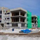 В Снеговой Пади возобновили строительство детского сада