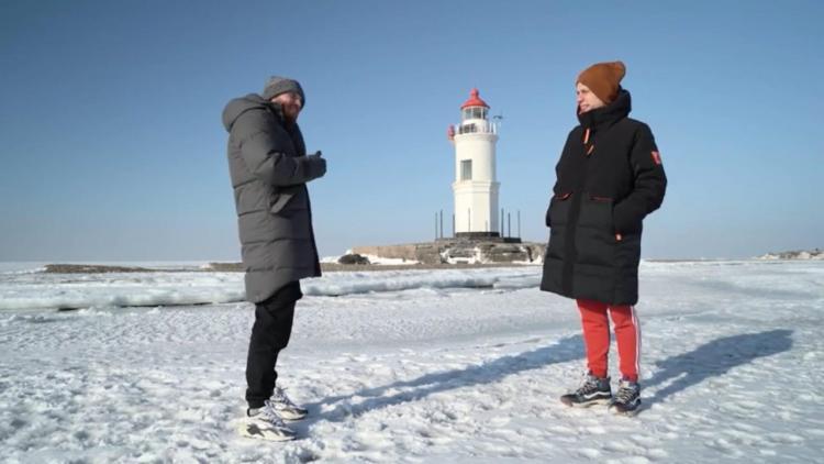Юрий Дудь прилетал во Владивосток, чтобы снять интервью