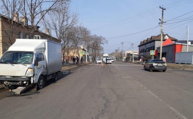 В Приморье водитель без прав насмерть сбил человека