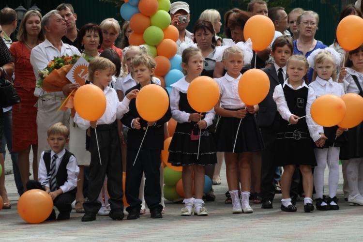 Запись в первый класс начинается 1 апреля во Владивостоке