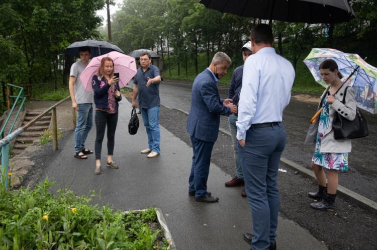 Общественные наблюдатели будут контролировать ремонт дорог во Владивостоке