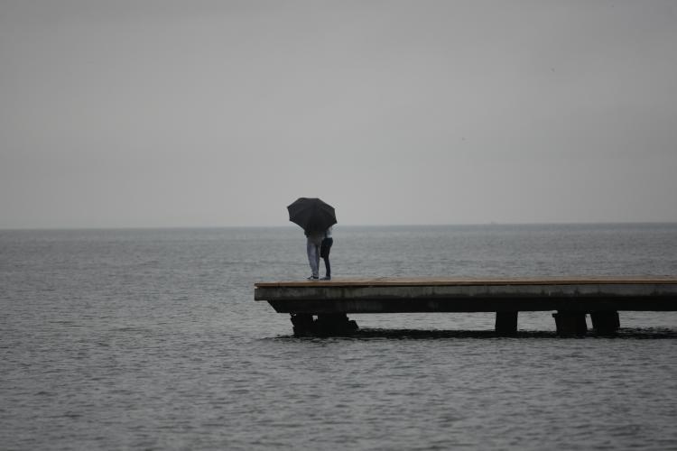 Синоптики назвали дату, когда на Владивосток обрушится сильный ливень