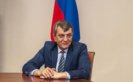 Полпред Президента по СФО Сергей Меняйло назначен врио главы Северной Осетии