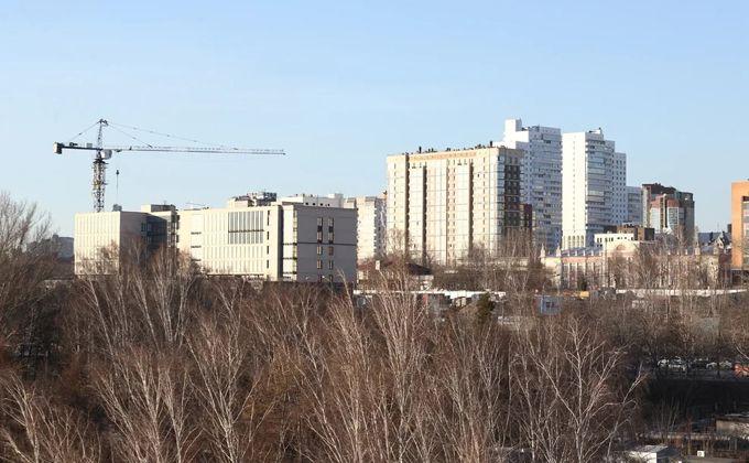 Администрация Новосибирского района переезжает в Краснообск