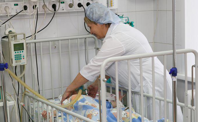 В Новосибирской области клещ укусил грудного младенца