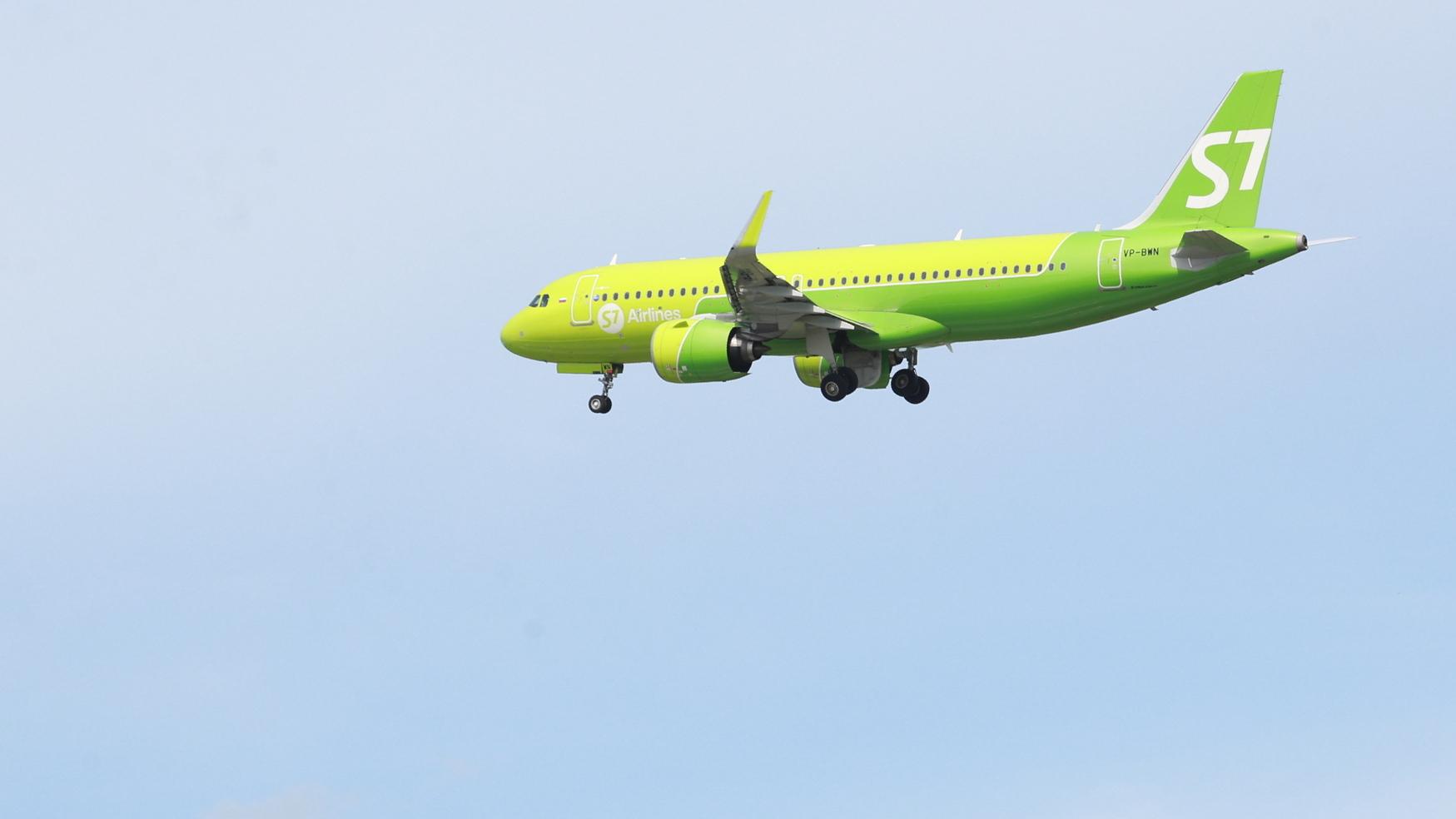 Первый вывозной рейс из Турции с российскими туристами приземлился в Новосибирске