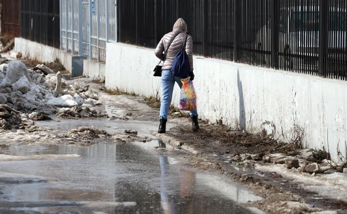 Жару в апреле и ливни в мае пообещали синоптики в Новосибирске