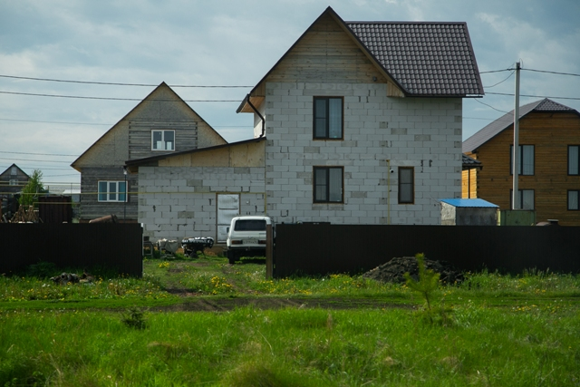 Спрос на покупку загородного жилья растет в Новосибирской области