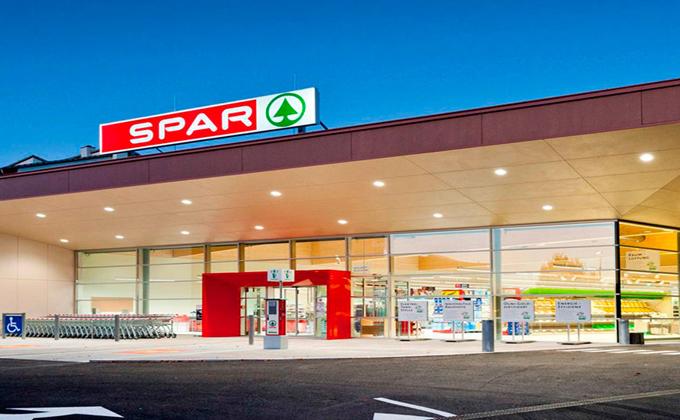 Бренд SPAR может сменить магазины «Горожанка» в Новосибирске