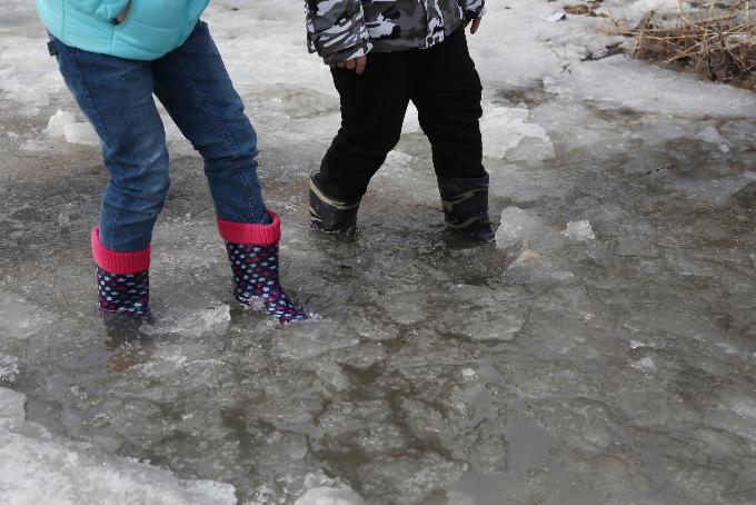 Готовим резиновые сапоги: погода на выходные в Новосибирске 10-11 апреля