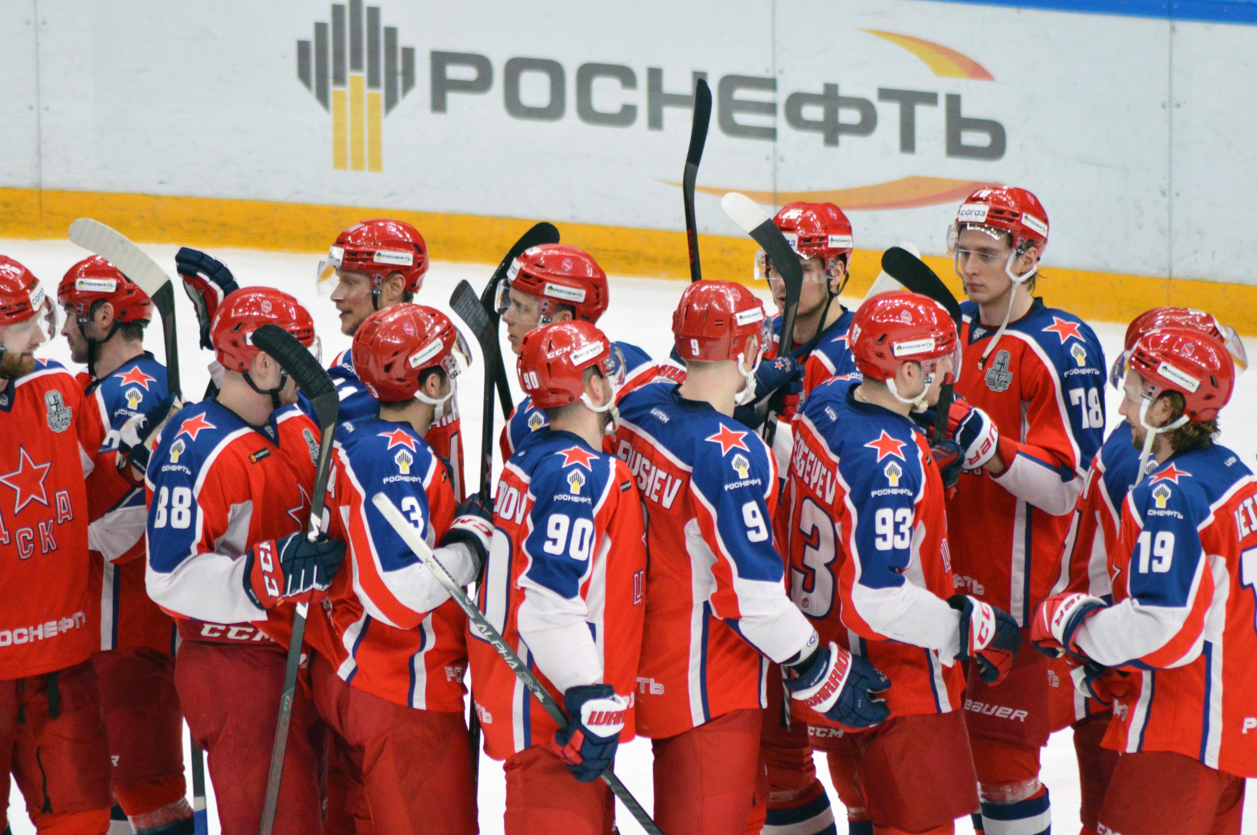 Хоккей первый матч ЦСКА – «Авангард» 18 апреля 2021: во сколько и где смотреть по ТВ