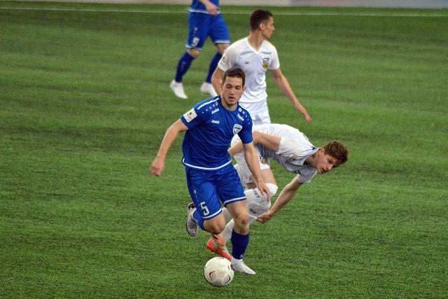 «Новосибирск» в скучнейшем матче одолел «Волну»