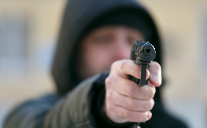 Обстрел такси в Новосибирске: подозреваемый задержан