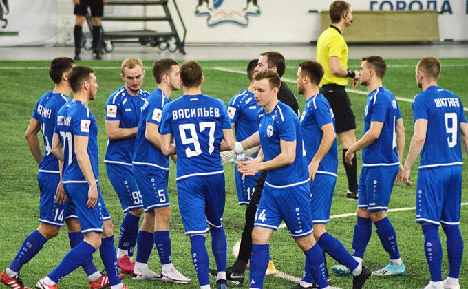 ФК «Новосибирск» проиграл на выезде и лишился первого места