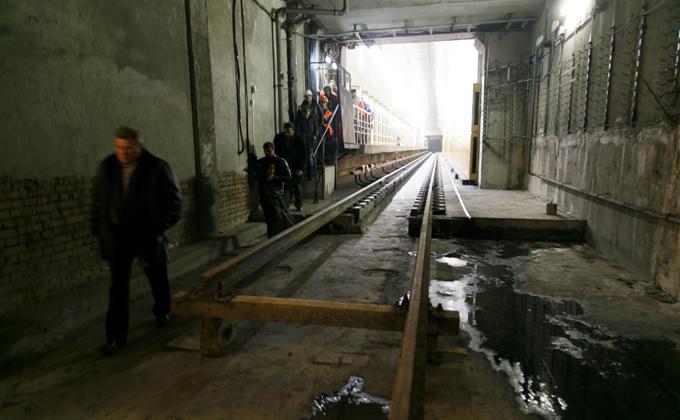 Названа стоимость строительства зеленой линии метро в Новосибирске