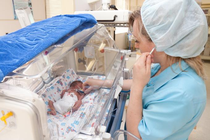 Рожать стали меньше в Новосибирской области