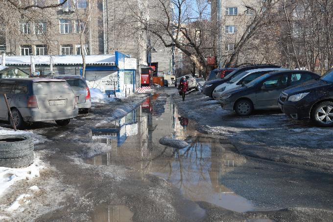 К ремонту на 16 улицах Новосибирска приступают дорожники