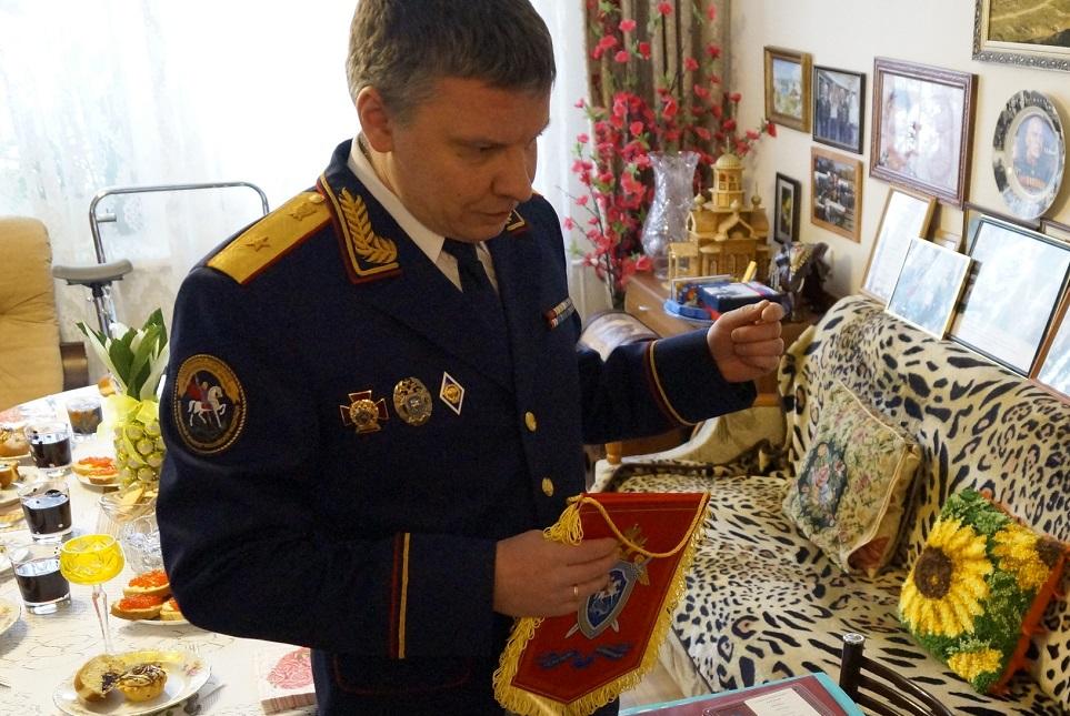 Глава новосибирского СКР Андрей Лелеко вернулся на работу