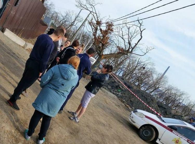 Опасный грунт привезли жителям одного из районов Владивостока