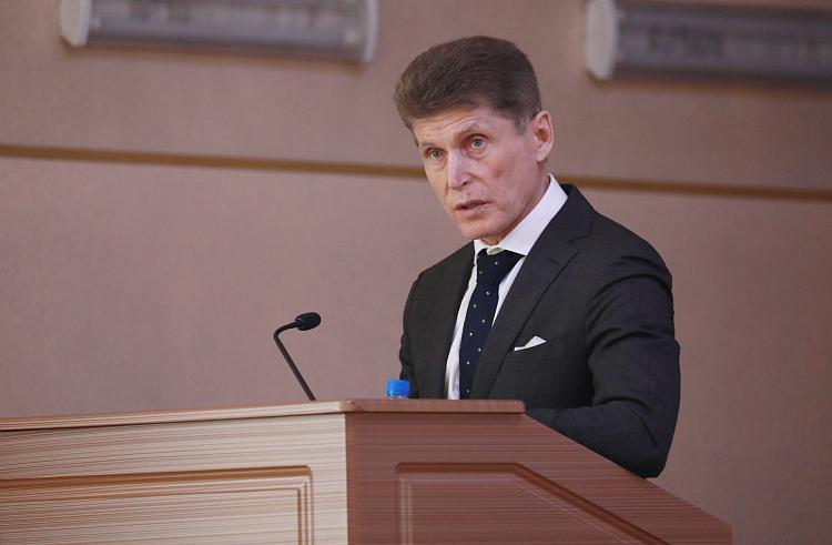 Олег Кожемяко призвал вовлекать приморцев в онлайн-голосование