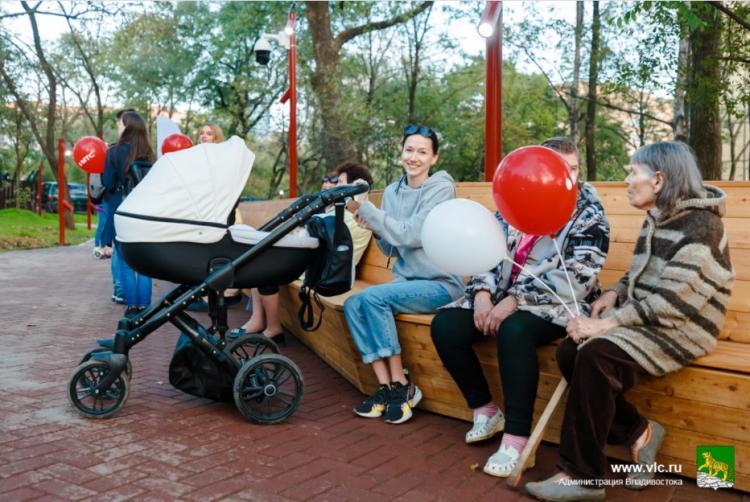 Жителей Владивостока приглашают проголосовать за объекты благоустройства