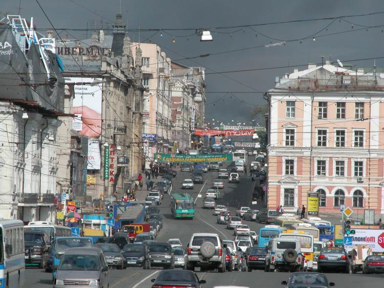 Во Владивостоке без осадков, +17°C